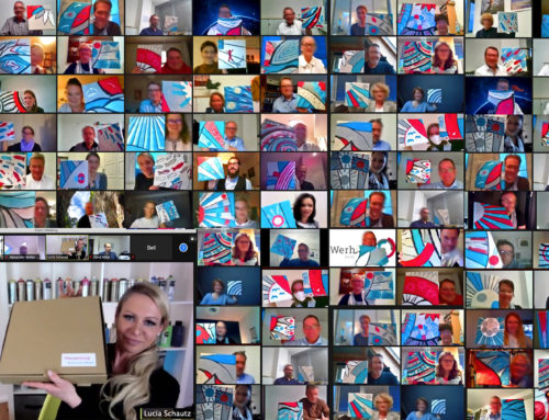 Virtuelles Teamevent, Werhahn